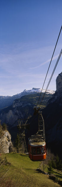 Bernese Oberland, Swiss Alps, Switzerland by Panoramic Images