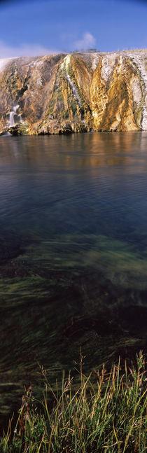 Hot spring, Yellowstone National Park, Wyoming, USA von Panoramic Images