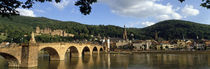Heidelberg Germany by Panoramic Images