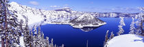USA, Oregon, Crater Lake National Park by Panoramic Images