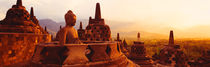 Borobudur Buddhist Temple Java Indonesia von Panoramic Images