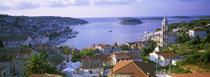 Town On The Waterfront, Hvar Island, Hvar, Croatia by Panoramic Images