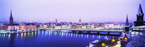 Riddarholmen And The Old Town, Stockholm, Sweden by Panoramic Images