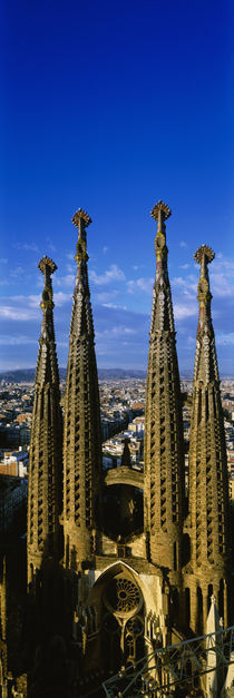 Barcelona, Catalonia, Spain by Panoramic Images