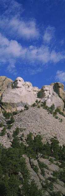 Mt Rushmore National Monument, South Dakota, USA by Panoramic Images