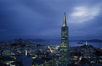 Coit Tower, San Francisco, California, USA by Panoramic Images