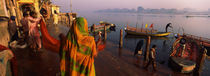 Vrindavan, Mathura District, Uttar Pradesh, India von Panoramic Images