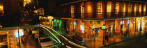 Bourbon Street New Orleans LA von Panoramic Images