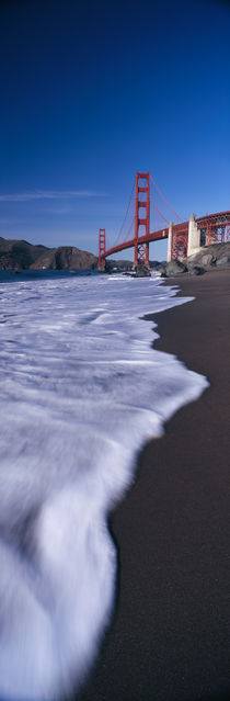 San Francisco Bay, San Francisco, California, USA by Panoramic Images