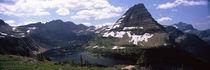 Hidden Lake, US Glacier National Park, Montana, USA von Panoramic Images