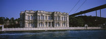 Palace at the waterfront, Beylerbeyi Palace, Bosphorus, Istanbul, Turkey by Panoramic Images