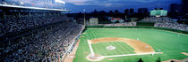 USA, Illinois, Chicago, Cubs, baseball von Panoramic Images