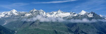 Swiss Alps, Switzerland von Panoramic Images