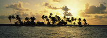 Victoria Channel, Belize von Panoramic Images