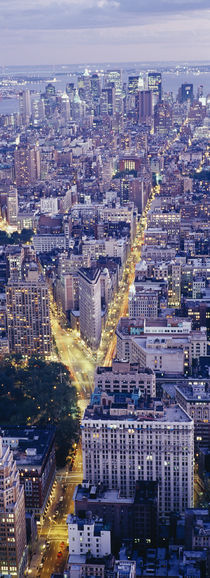 New York City, New York State, USA by Panoramic Images