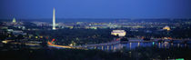 Potomac River Washington DC by Panoramic Images