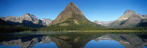 Many Glacier, US Glacier National Park, Montana, USA by Panoramic Images