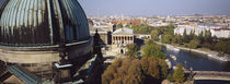 High Angle View Of A City, Berlin, Germany von Panoramic Images