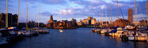 Buffalo NY,USA by Panoramic Images