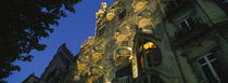 Low angle view of a building, Casa Batllo, Barcelona, Catalonia, Spain by Panoramic Images