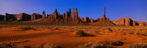 Monument Valley National Park, Arizona, USA von Panoramic Images