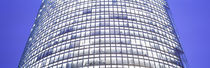 Round Office Building Berlin Germany by Panoramic Images