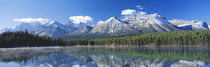 Herbert Lake Banff National Park Canada by Panoramic Images