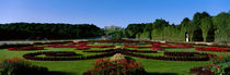 Schonbrun Gardens Vienna Austria by Panoramic Images