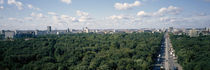 Aerial view of a city, Berlin, Germany von Panoramic Images