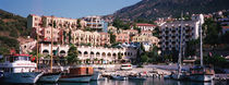 Harbor, Kalkan, Turkey by Panoramic Images