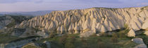 Hills on a landscape, Cappadocia, Turkey von Panoramic Images
