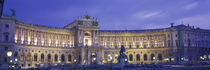 Hofburg Imperial Palace, Heldenplatz, Vienna, Austria by Panoramic Images