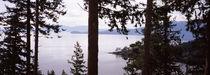 Chuckanut Bay, Skagit County, Washington State, USA von Panoramic Images