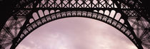 Close Up Of Eiffel Tower, Paris, France von Panoramic Images