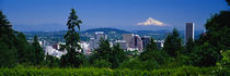 Mt Hood Portland Oregon USA von Panoramic Images
