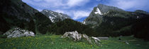 Mt Altmann, Appenzell Alps, St Gallen Canton, Switzerland von Panoramic Images