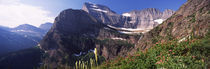 US Glacier National Park, Montana, USA von Panoramic Images