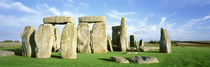 Stonehenge, Wiltshire, England, United Kingdom by Panoramic Images