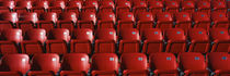 Stadium Seats von Panoramic Images