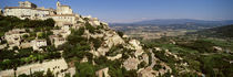 Gordes, France by Panoramic Images