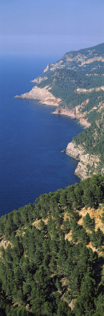 Serra De Tramuntana, Majorca, Balearic Islands, Spain by Panoramic Images