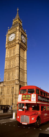 Big Ben, London, United Kingdom by Panoramic Images
