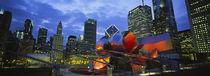 Millennium Park, Chicago, Illinois, USA von Panoramic Images