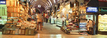 Bazaar, Istanbul, Turkey by Panoramic Images