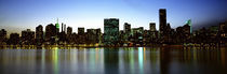 Skyscrapers In A City, NYC, New York City, New York State, USA by Panoramic Images