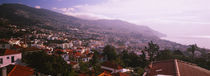 The Pico Forte, Funchal, Madeira, Portugal by Panoramic Images