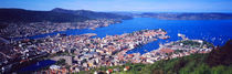 Bergen Norway von Panoramic Images