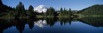 Eunice Lake Mt Rainier National Park WA USA von Panoramic Images