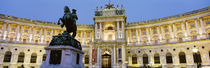 Hofburg Palace, Vienna, Austria by Panoramic Images