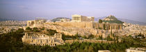 The Acropolis, Athens, Greece by Panoramic Images